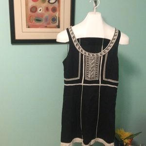 Really cute black and cream FP dress for summer!!